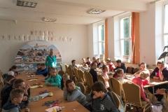 Lekcja w Wiosce Piasku i Kamienia - Czaple