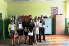 zakończenie roku szkolnego 2012/2013