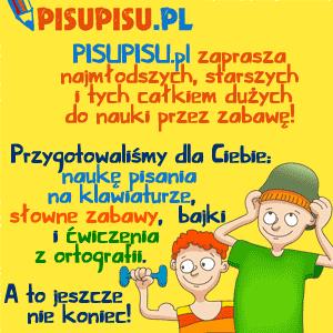 Trening umysłu Edukacyjne gry dla dzieci,ortografia online